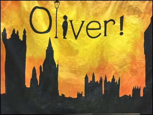 Year 6 Production Oliver! July 2019