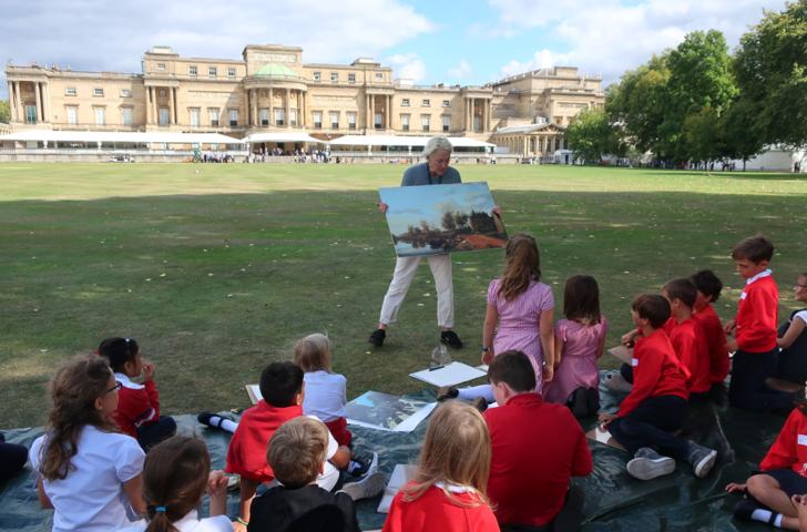 Buckingham Palace September 2019