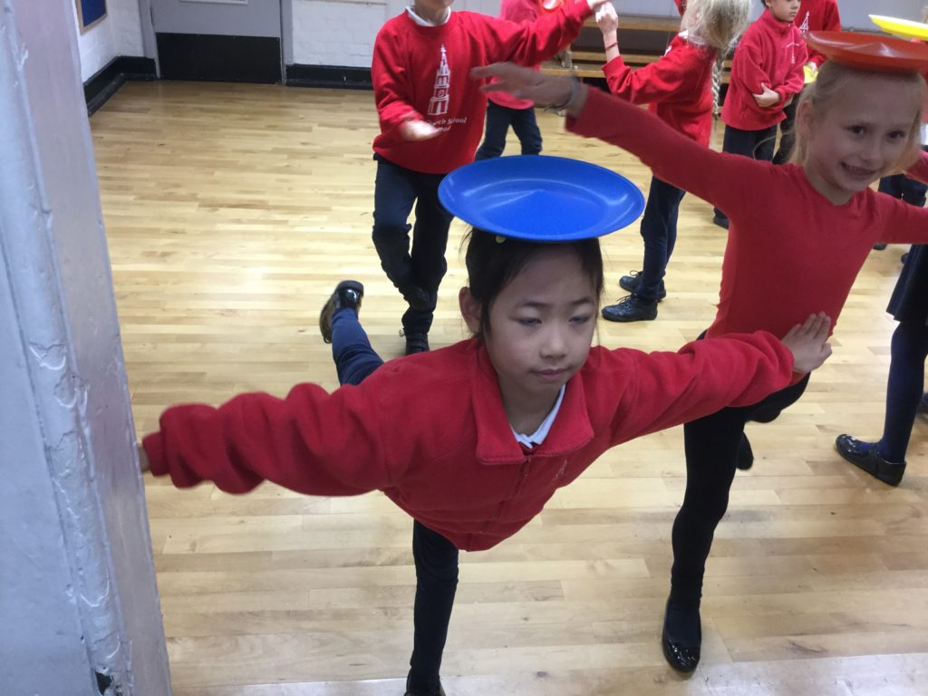 Try Something New: Circus Skills October 2019