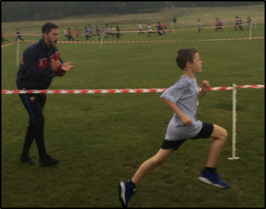 Cross Country Competition September 2019