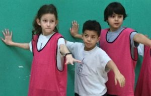 Year 3 Dodgeball tournament Jan 2019