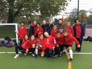 Y5 and Y6 Hockey Nov 2018