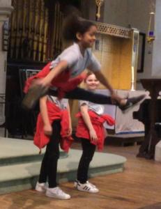 Street Dance April 2019