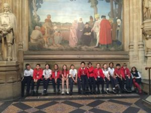 Houses of Parliament Trip May 2019