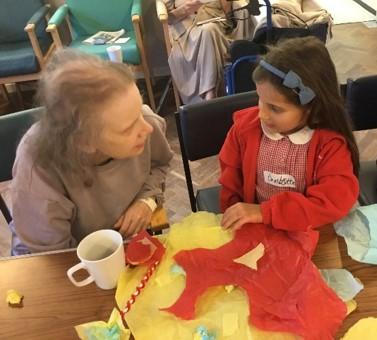 PSHE Week Volunteering at Henderson Court June 2019