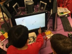 KS2 Trips:  Computing at the CLC