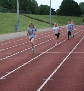KS2 Athletics Trial June 2019