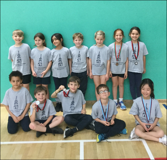 Year 3 Benchball October 2019