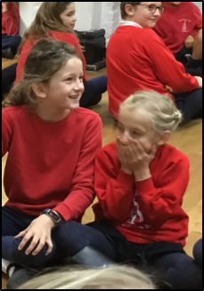 Young Shakespeare Performance October 2019