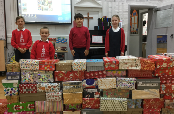 Christmas Charity Boxes November 2019