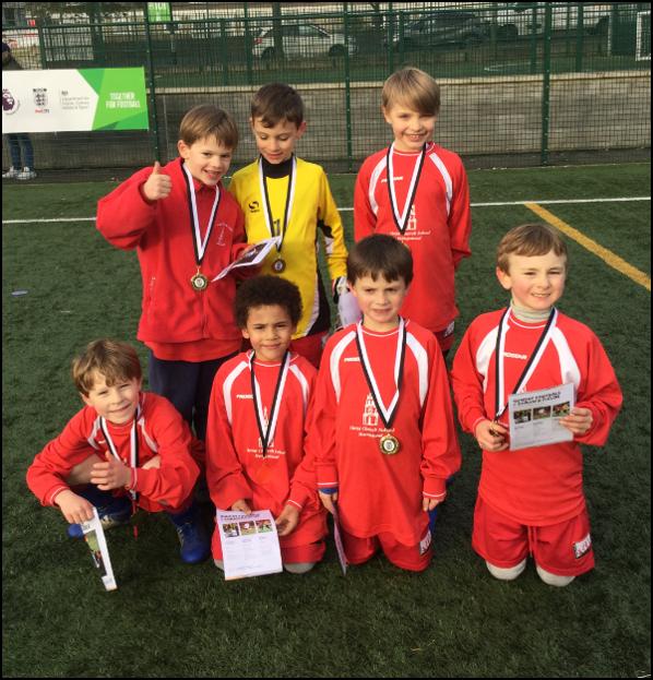 Football Tournament December 2019