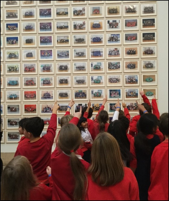 Year 4 Tate Britain November 2019