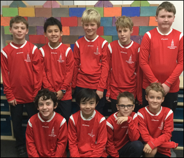 Y5 & Y6 Football League January 2020