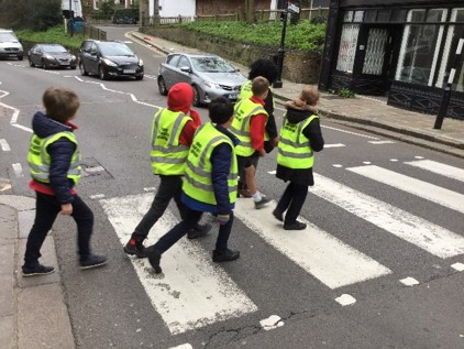 Keeping Healthy and Safe Week: Road Safety February 2020