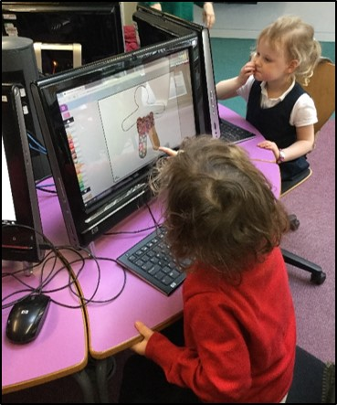 Tech Week:KS1 CLC Computing Trip March 2020