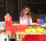 Reception Home Learning Houses for the Three Little Pigs March 2020