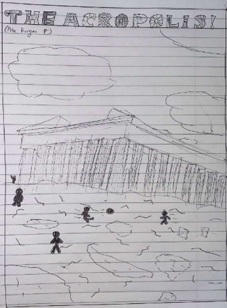 Year 6 Home Learning Ancient Greece March 2020