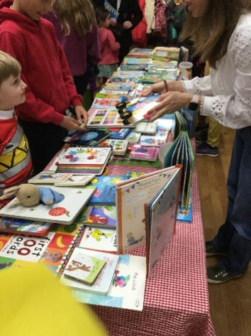World Book Day Sale & Storytelling March 2020
