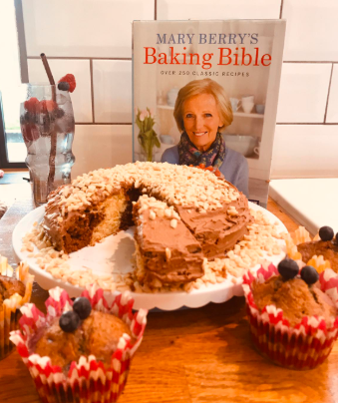 Staff Bake Off 2 March 2020
