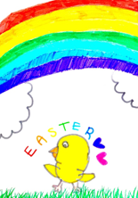 Y5 Easter Cards For Henderson's Court April 2020