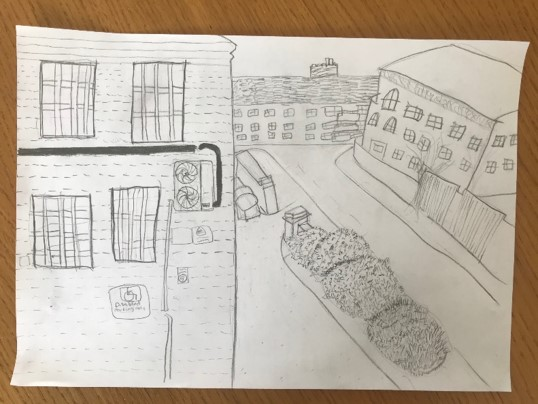 Year 5 Home Learning Persuasive Writing & Sketches April 2020