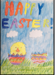 YR & Y6 Easter Cards for Henderson's Court April 2020