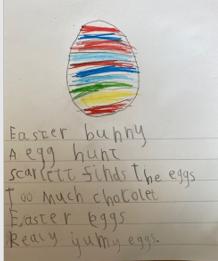 YR Easter Poems April 2020