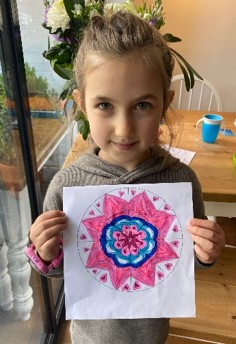 Y2 Money, Mindfulness and Mandalas May 2020