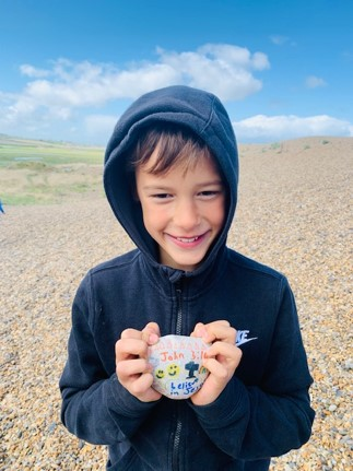 Y4 Kindness Stones 2 May 2020
