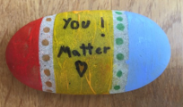 Y5 Kindness Stones 1 May 2020