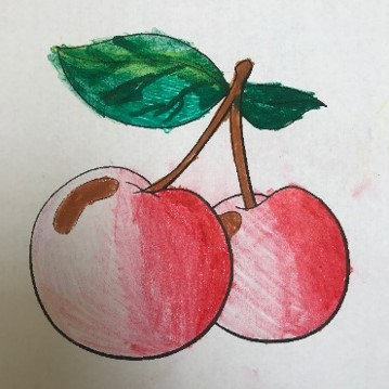 Y4 Colour Shading & Poetry June 2020