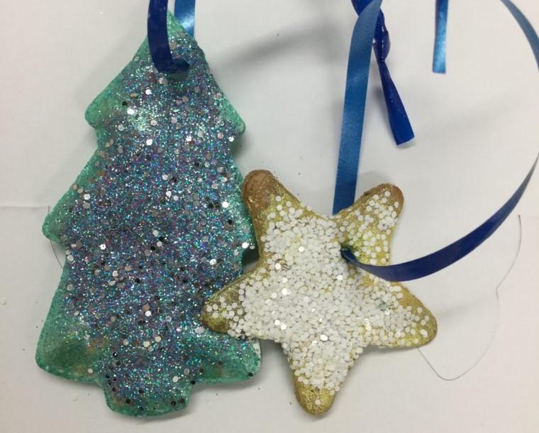 Reception Christmas DT December 2020