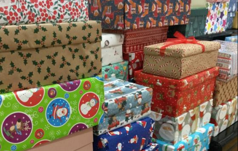 Young Barnet Foundation Gift Boxes December 2020