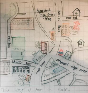Y3 Geography Local Maps Jan 2021
