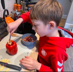 Y3 PSHE Healthy Cooking Feb 2021