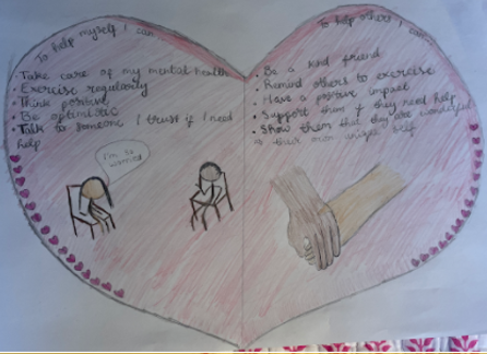 Y5 PSHE Helping Hearts Feb 2021