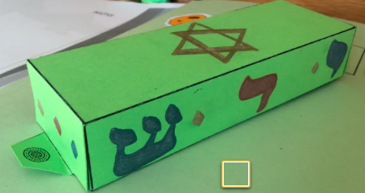 Y6 Jewish Mezuzahs Feb 2021