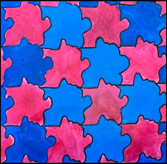 Y6 Art Tessellation Feb 2021