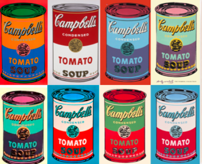Y6 Andy Warhol Research Feb 2021