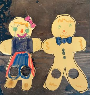 YR The Gingerbread Man Feb 2021