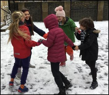School Group Week 6 Feb 2021