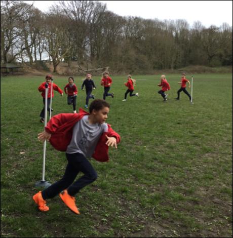 PE on the Heath March 2021