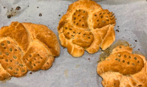 Y6 Baking Challah Bread Feb 2021