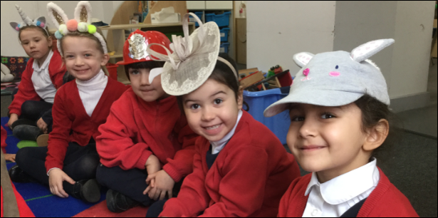 Wear a hat for brain tumour research March 2021