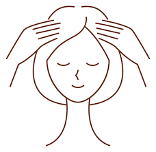Self-Head Massage