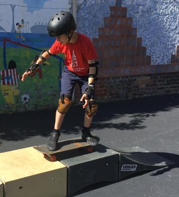 Try Something New Skateboarding June 2021