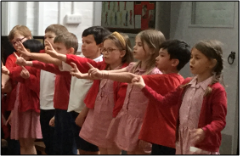 Year 2 Assembly July 2021