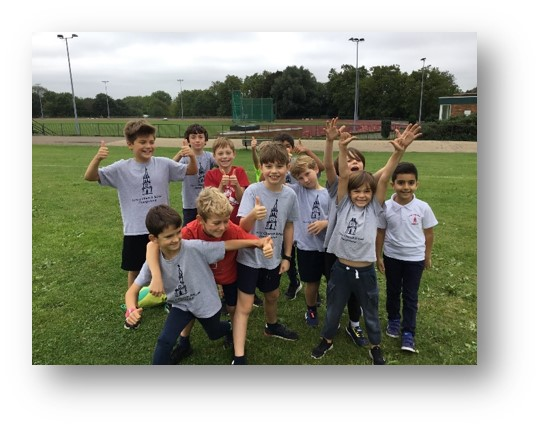 Cross Country Trials Oct 2021