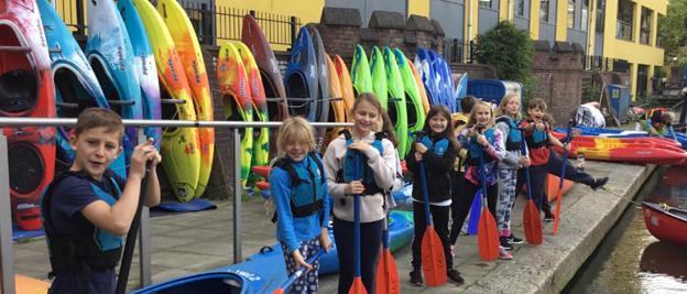 Try Something New Week: Kayaking Oct 2021