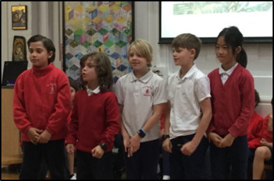 Y5 Class Assembly Oct 2021